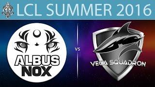 ANoX vs Vega, game 5