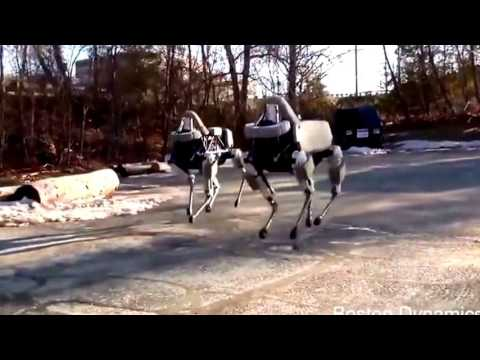 Video military robots||US Military Robot Dog will make a great companion for RoboCop|| download in MP3, 3GP, MP4, WEBM, AVI, FLV January 2017