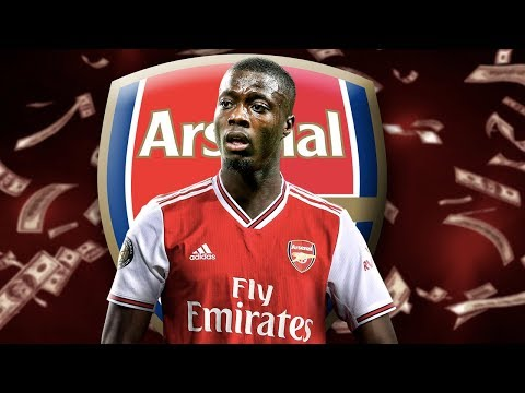 Video: Arsenal Beat Napoli & Manchester United To £72M Nicolas Pepe Signing! | W&L