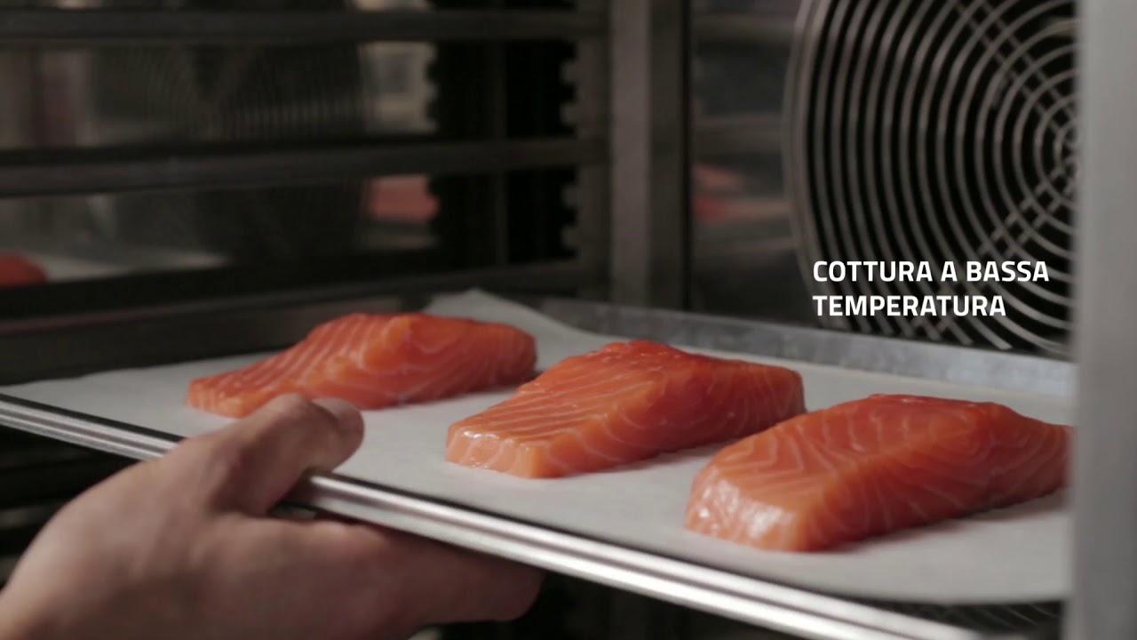 Che cosa prepariamo oggi con MultiFresh? Pesce cotto a bassa temperatura