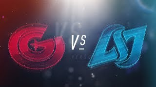 Video CG vs CLG - NA LCS Week 2 Day 1 Match Highlights (Spring 2018) MP3, 3GP, MP4, WEBM, AVI, FLV Juni 2018