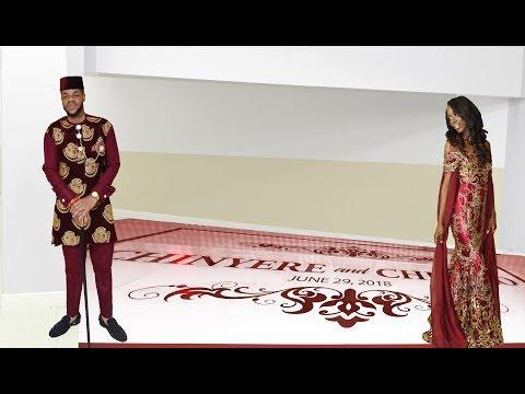 Traditional Wedding Ceremony -Igba Nkwu - of Chibuzo Nwabeke & Chinyere Ikegbunam