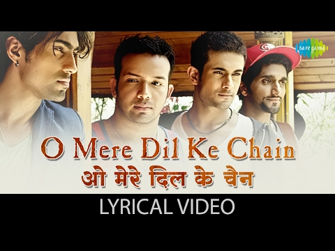 Video O Mere Dil Ke Chain with lyrics | ओ मेरे दिल के चैन के बोल | Sanam download in MP3, 3GP, MP4, WEBM, AVI, FLV January 2017