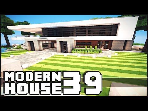 Minecraft modern house 39 for Modern house 5 keralis