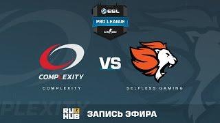 CompLexity vs. Selfless Gaming - ESL Pro League S5 - de_cache [flife]