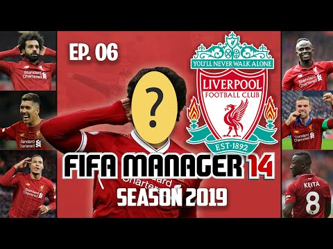 Transfer Window...Eh?! | Fifa Manager 19 (Modded Fifa Manager 14) | Ep. 06