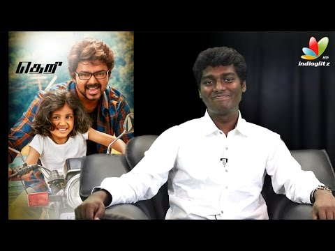 Director Atlee: Theri Deals With Women's Safety  | Vijay, Samantha | Interview