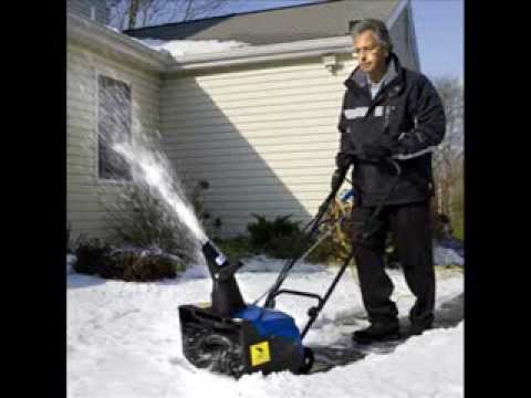, title : 'snow blower on sale ; Snow Joe SJ620 18 Inch 13 5 Amp'