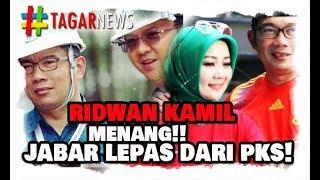 Video Ridwan Kamil Menang, Jabar Akhirnya Lepas dari PKS1 MP3, 3GP, MP4, WEBM, AVI, FLV Juli 2018