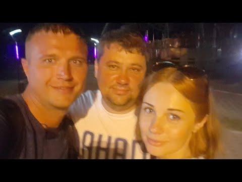 Анапа. Вечерняя Прогука 13.08.2017 (видео)