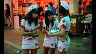 Pattaya Walking Street Nightlife&bar Girls
