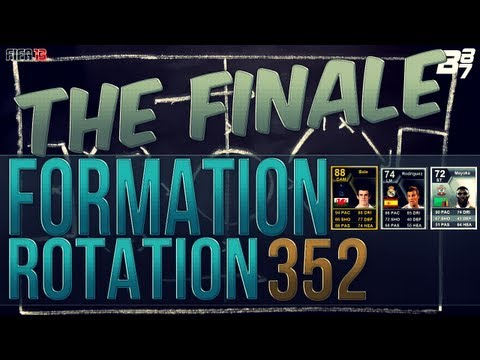 FIFA 13 | Formation Rotation | FINALE! 352 Squad Builder w/ TIF Bale/IF Jese Roriguez and more!