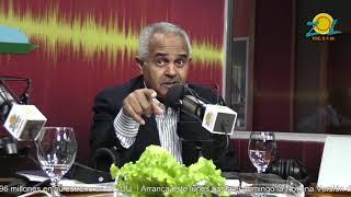 Osmar Beníte pres. (JAD) comenta hay instituciones que no representan a nadie en el país