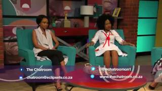 Catch The Chatroom Wednesdays @ 12:00. Watch the full programme again on YouTube after the TV broadcast at 12:30! Join us then!thechatroom@eclipsetv.co.zawww.thechatroom.co.zaThe Chatroom is youth talk-show series that is real, honest and reflects the authentic voice of young people coming to terms with their own morality and values in a continually changing South African landscape. The Chatroom presents real-life moral dilemmas that ordinary people are facing, and offer varied solutions from experts, religious and community leaders as well as ordinary South Africans.