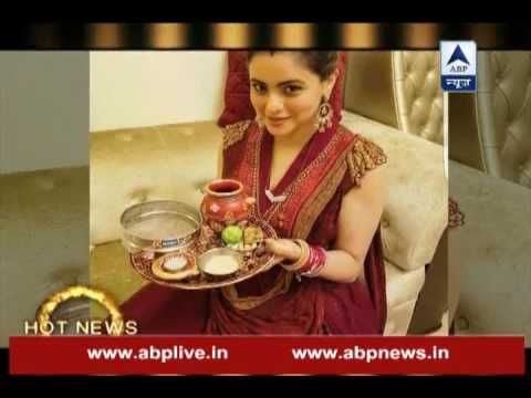 Video Aamna Sharif looks absolutely beautiful in her Karwa Chauth attire download in MP3, 3GP, MP4, WEBM, AVI, FLV January 2017
