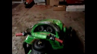 4. Arctic Cat Z 120 Snowmobile