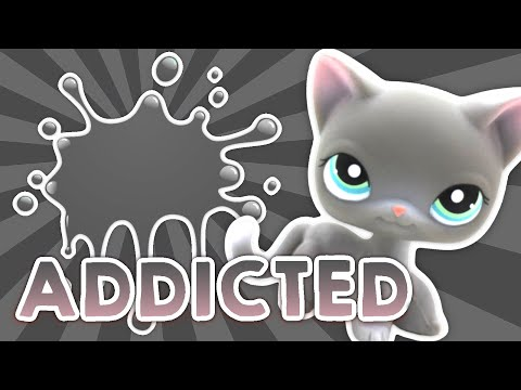 LPS: Addicted to Gray! (My Strange Addiction: All Gray Episodes!)