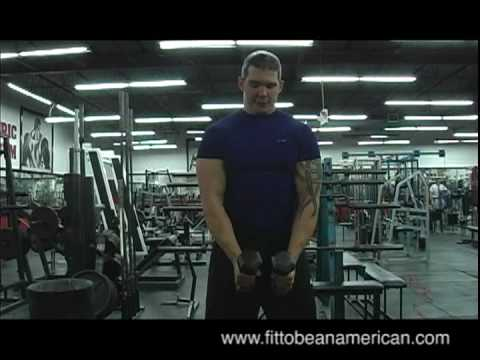 lateral raises - This short film shows you the proper and safe way to perform Lateral Raises. The dumbbell lateral raise has many names. The side raise, pitchers, shoulder ra...