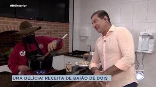 Marcelo Teixeira ensina a fazer o tradicional Baião de Dois
