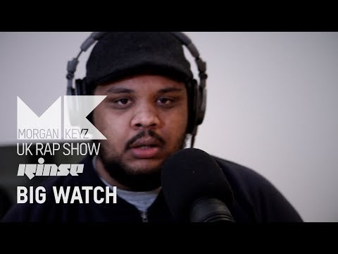 BIG WATCH | FREESTYLE | UK RAP SHOW @RinseFM @MorganKeyz @BigwatchArtist