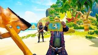 Video SEA OF THIEVES 45 Minutes of Gameplay Demo (OPEN WORLD Pirate Game 2017) MP3, 3GP, MP4, WEBM, AVI, FLV Mei 2017