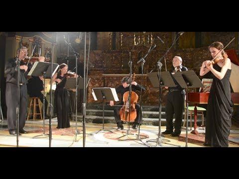 THE FIERY GENIUS // Enrico Gatti, Ensemble Aurora