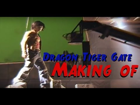 Behind the scenes of Dragon Tiger Gate(2006) 龙虎门 Donnie Yen Martial arts movie