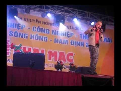 Gọi Đò - Minh Khánh tại hội chợ Nam Dinh City 2013