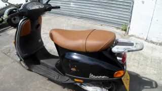 10. Vespa ET2 50cc 2T project bike for sale