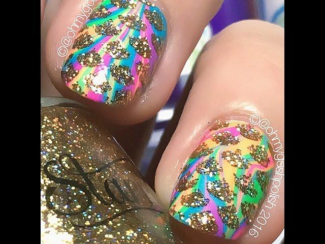 Sparkly-rainbow-watermarble-mermaid