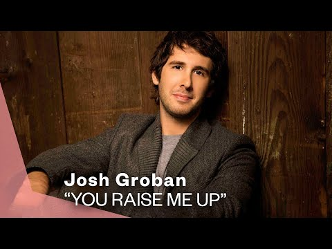 Tekst piosenki Josh Groban - You raise me up po polsku
