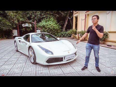 Những điều chưa biết về Ferrari 488 Spider mui trần giá 25 tỷ tại Việt Nam |XEHAY.VN| - Thời lượng: 17:17.
