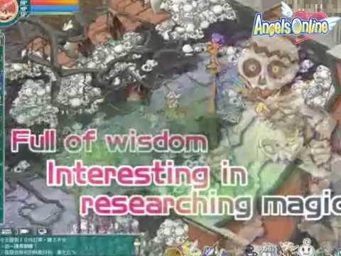 Angels Online Gameplay Trailer