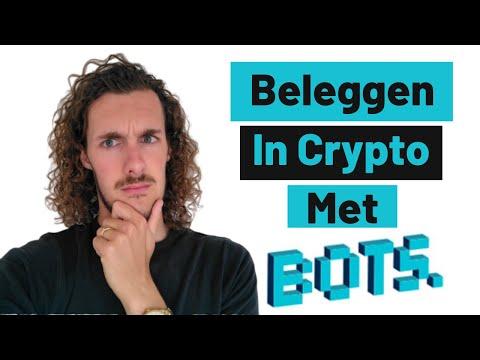 Beleggen In Cryptocurrency Met ROBOTS? (BOTS App Review)