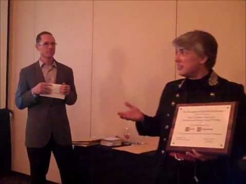 Darby Dickerson Award Presentation