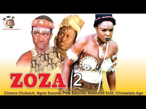 Zoza 2    - Nigerian Nollywood  Movie
