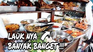 Download Video GEROBAK NASI PAKDE NGATIMIN LAUKNYA BANYAK BANGET !!! INDONESIAN STREET FOODS MP3 3GP MP4