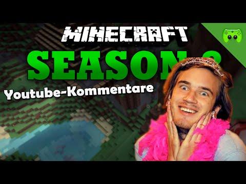 YOUTUBE-KOMMENTARE «» Minecraft Season 8 # 253 | HD