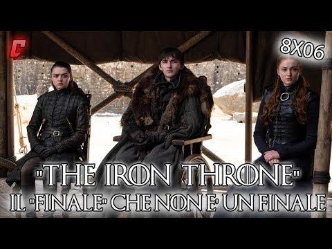 """Game of Thrones 8x06 """"The Iron Throne"""" Analisi - Il """"finale"""" che non è un finale"""