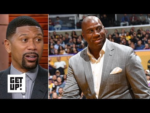 Video: Ben Simmons-Magic Johnson incident shows Lakers need to 'fall back' – Jalen Rose | Get Up!