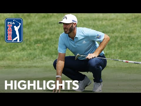 All the best shots from the Travelers Championship 2020