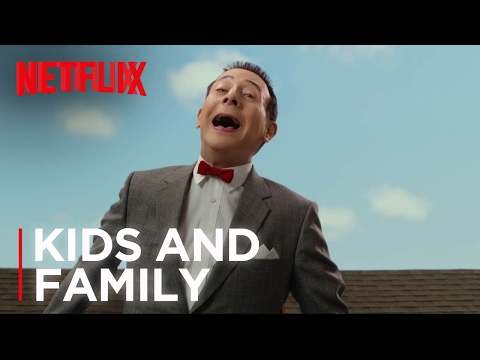Peewee s Big Holiday Official Teaser Trailer