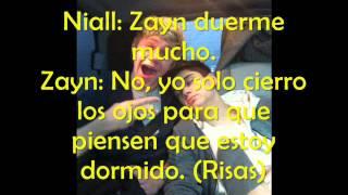 One Direction hechos en español 3