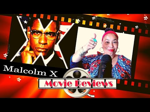 Spike Lee Malcolm X - Movie (Review ) | With Dr Amirah  & Angel Domingue #HangingOutWithDrAmirah