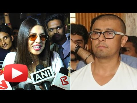 Priyanka Chopra LAUGHS It Off On Sonu Nigam's Azaa