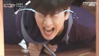 Video iKON Loves Teasing Yunhyeong ( Yoyo Lame Jokes makes iKON Laughs) MP3, 3GP, MP4, WEBM, AVI, FLV Maret 2019