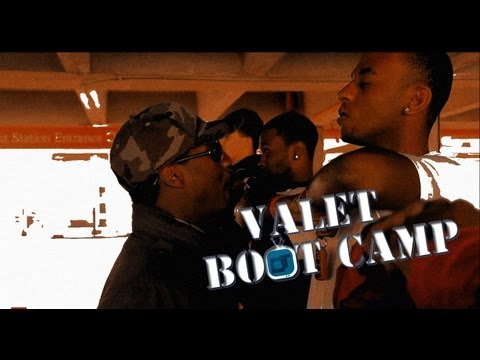 Valet Boot Camp. Have a good laugh.
