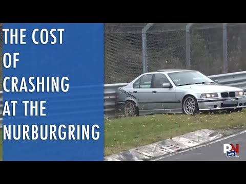 Driving The Nurburgring Isn't Expensive…But Crashing On It Is