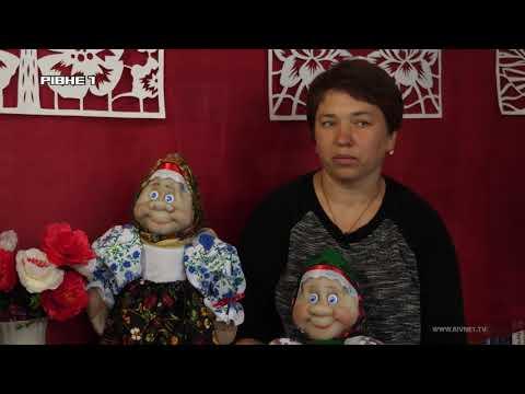 Мистецтво витинанки, як психологічний розвиток для дітей Рівненщини [ВІДЕО]