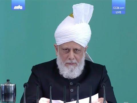 Die Verfolgung von Ahmadi-Muslimen - Ein Zeichen der Wahrheit